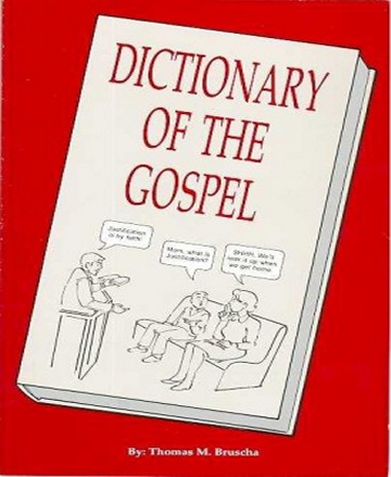 dictionary of the gospel